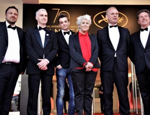 UNIQUE à Cannes : Le Prix Vulcain du meilleur artiste technicien à Josefin Asberg
