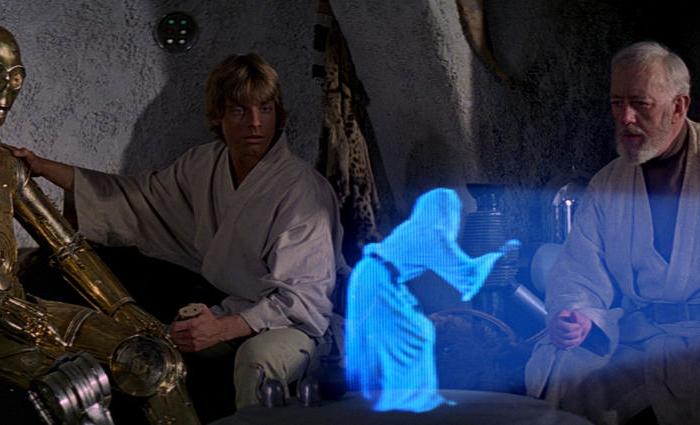 Paul Hirsch pour Star Wars
