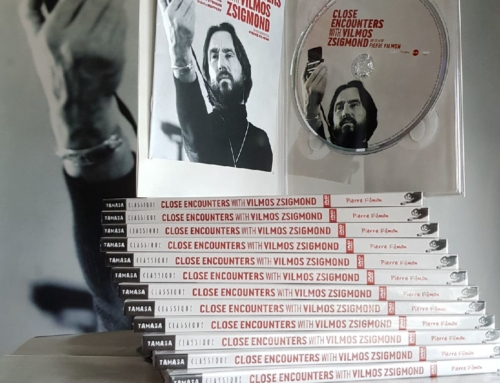 Sortie du DVD « Close Encounters With Vilmos Zsigmond »