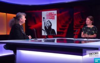 Lisa Nesselson, chef critique cinéma à Screen International et France 24
