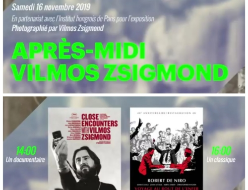 « Close Encounters with Vilmos Zsigmond » au cinéma samedi 16 novembre !