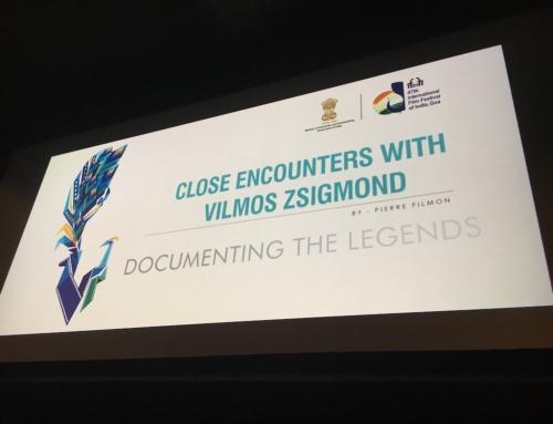 Interview du réalisateur de #CEVZ à IFFI GOA, par Lalit Rao
