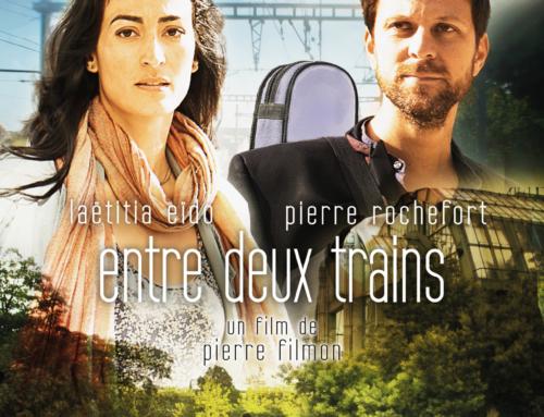 Sortie au cinéma d'ENTRE DEUX TRAINS le 10 NOVEMBRE et plein de projets excitants pour 2022…